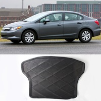 Free Shipping!! Waterproof Cargo Truck Mat Carpet Rear Tail Liner All Weather Protect For Honda Civic 06-11