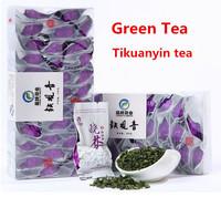 252g Chinese Anxi Tieguanyin tea, Fresh China Green Tikuanyin tea, Natural Organic Health Oolong tea buy direct from china