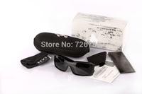 High quality ! Brand Sun Glasses Batwolf black frame black Polarized lens Authentic Sunglasses Popular Eyewear 18 Colors choose