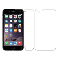 Ultrathin front & back Clear LCD Protective Guard Film Screen Protector for iPhone 6 Plus 5.5'' Inch Screen Protector free ship