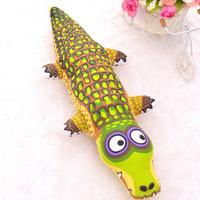 Crocodile-- The cartoon Cotton animal shapes Dog Toys Pet  Vocalization cat Toys