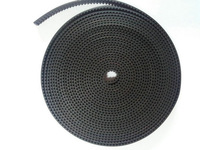 High quality Rubber timing belt GT2 type 2mm pitch for 3D print 6mm width open end 50M/roll