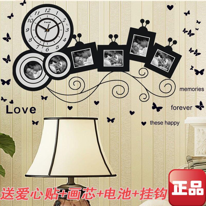 Excellent Creative-Living-room-wall-clock-Modern-PhotoFrame-Watches-Art  800 x 800 · 272 kB · jpeg