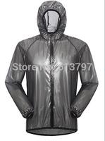 Free shipping Fashion Polka Dot Raincoat EVA raincoat Cycling and Travel Essentials men CR-8 riancoat 4 color