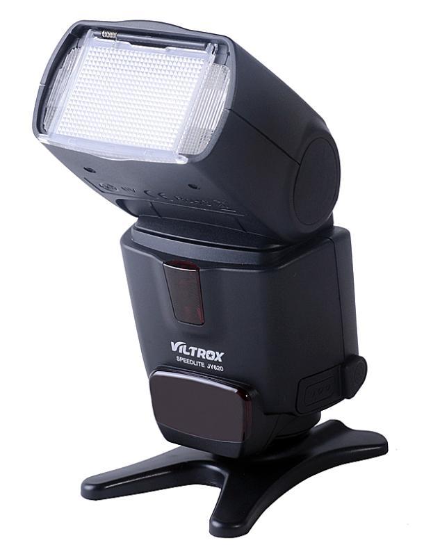 Вспышка для фотокамеры VILTOX JY/620 Olympus Pentax Nikon canon, DSLR JY-620 фильтр для фотокамеры zomei 77 pentax dslr canon nikon xjzm050701