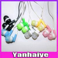 1pcs mp3 mp4 player mini earphone 3.5mm DJ sports Stereo Bass in-ear Headphones headset earphones for mp3 mp4