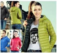New 2014 Fashion Parkas Winter jacket women clothing winter down coat women winter color overcoat women jacket parka womens -W01