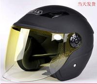 New helmet motocross helmet motorcycle helmet double lens latest version have bag 100% Genuine free shipping