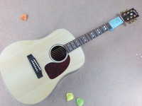 New nature wood MT 45 Dreadnought with Fishman EQ Pickups spruce wood rosewood back and side Acoustic Electric Guitar
