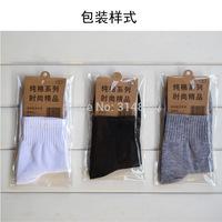 Men's cotton socks, sports mesh tube socks deodorant free shipping