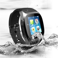 Rwatch Smart Watch M26 Wristwatch with Capacitive Screen and Making and Answering Phonecall Passometer