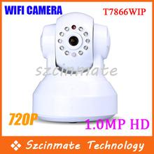 Free shipping Woshida Baby Monitor Security Camera Wireless WIFI IP Camera Smartphone IR Night Vision Support TF Card White