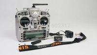 Free shipping FrSky 2.4GHz ACCST TARANIS X9D PLUS Digital Telemetry Transmitter Radio System Set Receiver X8R Neck Strap Adapter