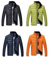New Winter Men Coat Korean Slim Cotton Men's Padded Collar Solid Color Jacket Men Casual Parka Man Coats Free Shipping