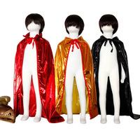 Children's Halloween Cosplay Cloak superhero capes Children Cosplay superhero capes