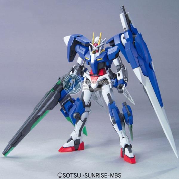 BANDAI HG Gundam OO Model Toys: OO Gundam Seven Sword 1:144 Assembled Model No Need Russian Language Easy Assembled Best Gifts(China (Mainland))