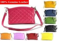 Famous Brand Clutches Genuine Leather handbag Ladies Purses Women Ling Shoulder bag Socialite Hobos Satchel BH-699 Free Shipping