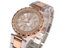 Fashion Women's Clothing Rhinestone Bracelet Watches Quartz Watches Sports leisure Women Watch