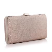 Brand new 2014 ladies handbags fashion shining dinner hand Mini women square Hardshell handbag ladies dinner hand bag