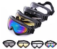 Free Shipping Motorcycle Ski Snowboard Dustproof Sunglasses Eye Glasses Lens Frame Goggles New