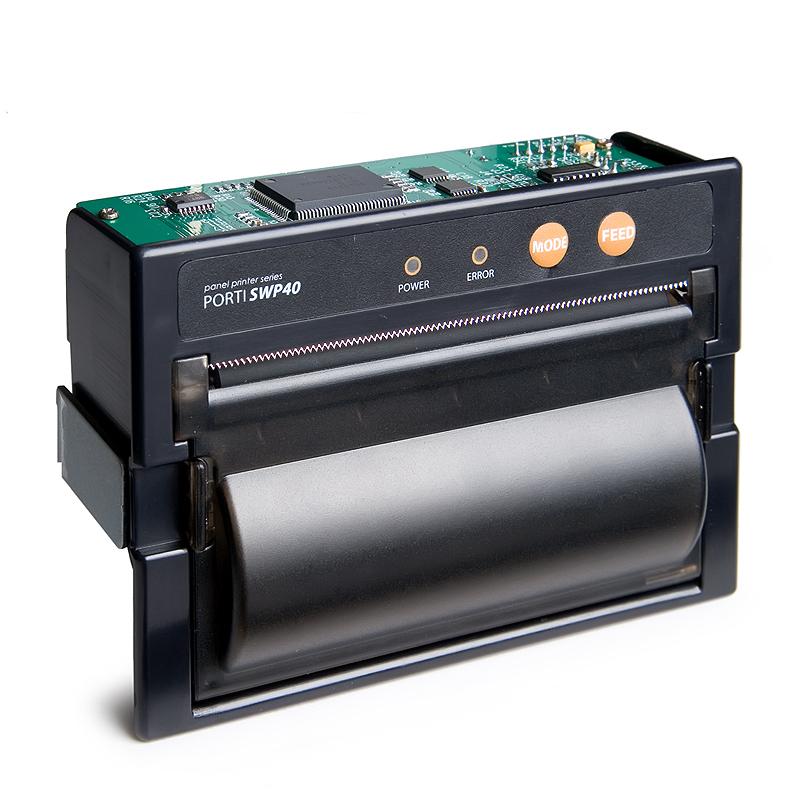 80mm mini thermal panel printer WOOSIM PORTI-P340 with high quality(China (Mainland))