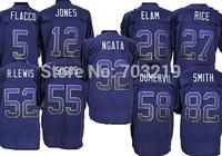 Baltimore Jacoby Jones Matt Elam Elvis Dumervil Drift Fashion Purple Elite Jerseys Wholesale Baltimore American Football Jersey