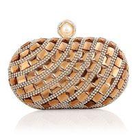 Brand new 2014 ladies handbags fashion dazzling luxury diamond Shiny Handbag ladies dinner small bag Crossbody Bag