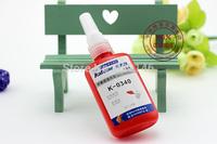 Free shipping 2pcs 50g General Purpose Anaerobic adhesive screw glue high strength high temperature resistant \ Kafuter k-0340