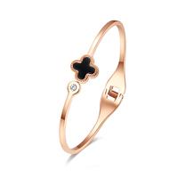 Classic rose gold bracelet bangle fashion agate wedding jewelry for women free shipping