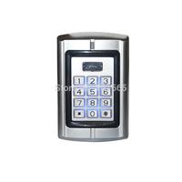 Waterproof standalone RFID metal Access control ID Access Controller Waterproof Access Controller