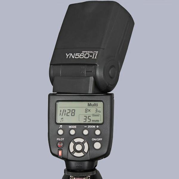 Youngnuo YN 560II S Flash Light Speedlite for Sony a200 a100 a290 a230 a77 a55 a33