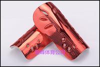 1Pairs 3 Colors Soccer Shin guards Men's Shin Guard Slip Shield Adults Leg Support Protector Shinguard YF14