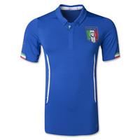 2014 Italy jersey Home soccer Jersey Italia shirt top thailand quality CUSTOMIZED 9# BALOTELLI New Italy jersey