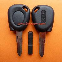 Renault transponder key blank
