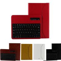 Free shipping  Bluetooth Keyboard Case Cover w/ Stand Stylus For Apple iPad mini mini 2 Retina