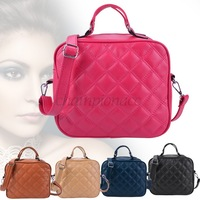 High Quality Handbag Women Messenger Bags Crossbody Leather Bags Casual Shoulder portable 5 Colors Fashion zipper B16