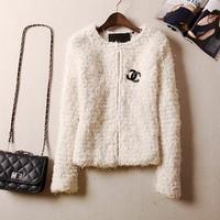 2014 Autumn New Plug Size M to XXXL Women's Clothing female short jacket elegant slim all-match blazer ladies fashion clothes
