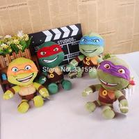 """Anime Cartoon TMNT Teenage Mutant Ninja Turtles Plush Toys Stuffed Animals & Plush 12"""" 30cm"""