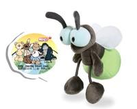 NICI new glow firefly plush toys Christmas gift baby stuffed toys kids Creative animal Doll for children boy&girl decorative