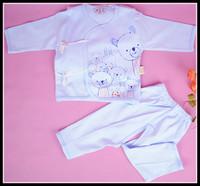 2014 Hot Sale Brand New Spring Autumn Baby Boys Girls Cotton Underwear Bandage Underwear Suits