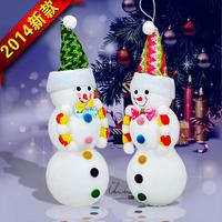 Christmas decoration gift christmas tree decoration christmas pendant christmas plush pendant at home decoration