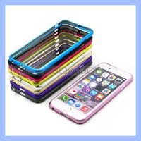 Colorful Metal Bumper for iPhone 6 4.7 Inch Aluminum Bumper Frame