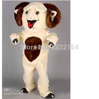 Hot selling  2014 Adult cute the Ram mascot cartoon clothing custom word size custom