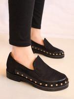 Autumn men's oxfords Flats mens moccasins Shoes leather slip on Flat unisex Boat zapatos hombre leisure single shoes