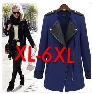 Weiblich Damen Großhandel Größen Fashion Wholesale Military Mantel Zweireiher 2015 Knöpfen Winter Farben Coat Coat Drei Von Wollmischung Vier OXuPZilkTw