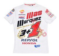 2014 Official Marc Marquez 93 World Champion Moto GP Rep-sol Limited T-Shirt