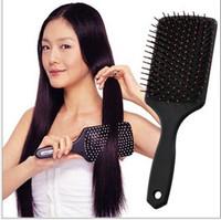 In Stock Airbag Comb Massage Brush TeezAnti-Static British Queen Brush Hair Styling Appliances America Scalp