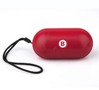 3D Surround Pill Bluetooth Speaker Capsule Speakers Pills Phone Handsfree with NFC Audio Music player