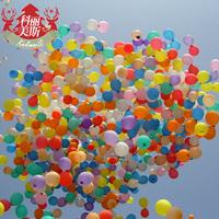 10 christmas decoration balloon 100 birthday balloon festival Christmas decoration