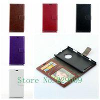 leather Wallet Monedero purse Mobile Shell Phone sets case caso Cases Casos  for For Nokia Lumia 830 nokia 830